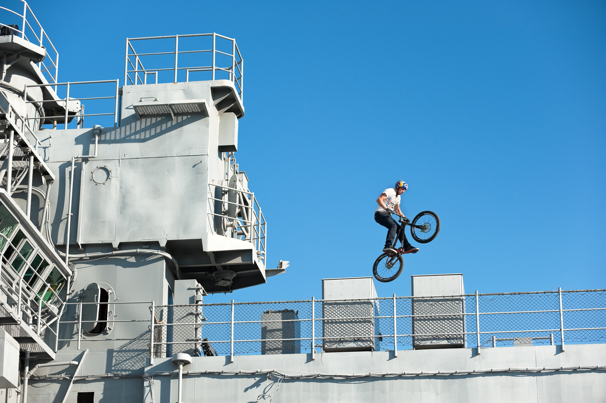 Danny MacAskill Photo Shoot - San Diego, California